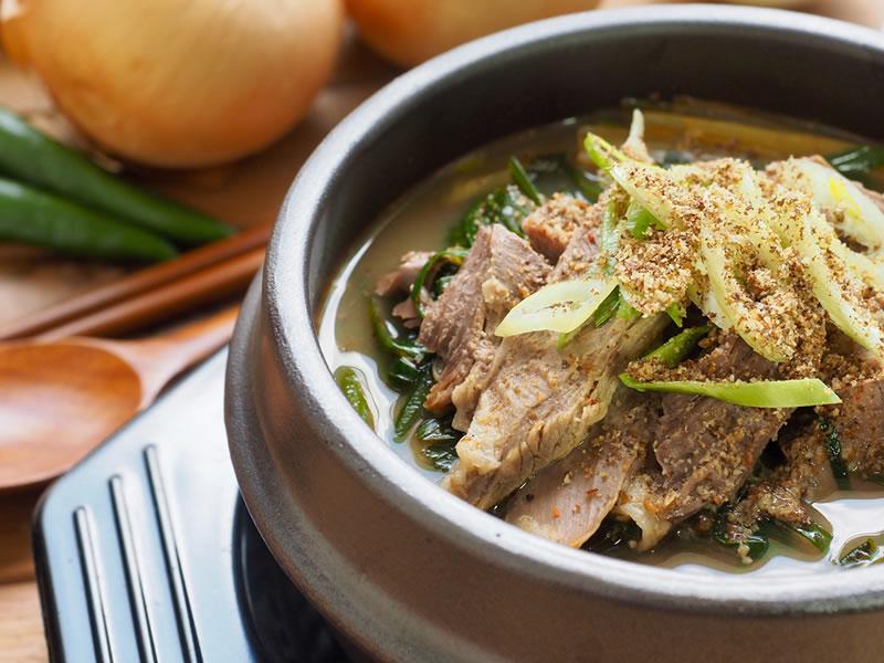 Banging Chicken Quinoa Bowl