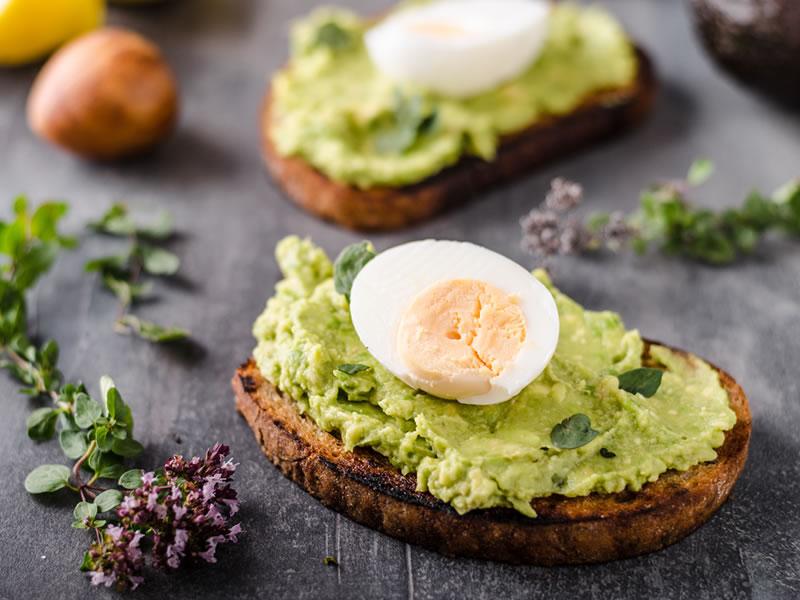 Egg + Avo Toast
