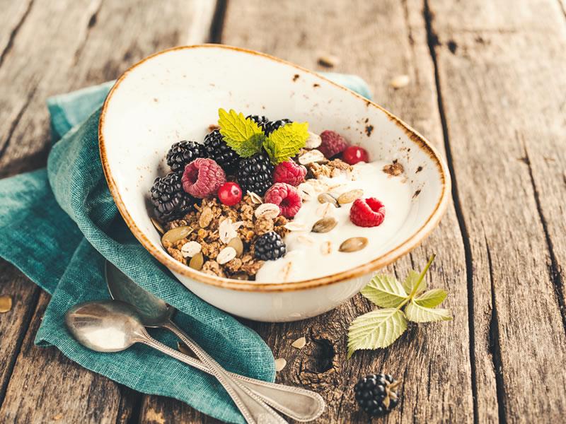 Fruit & Seed + Yoghurt
