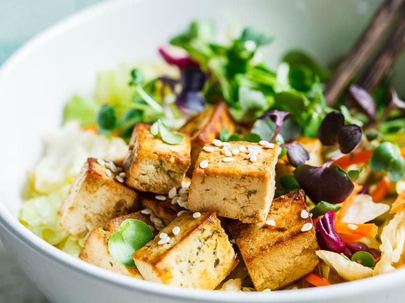 Fuel Boosting Tofu Box