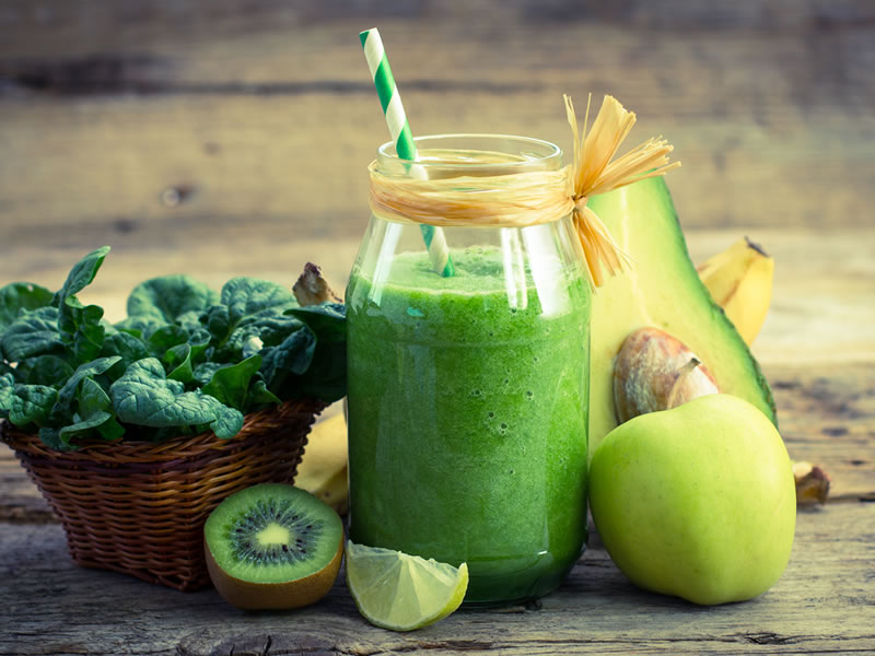 Ginseng Recovery Smoothie