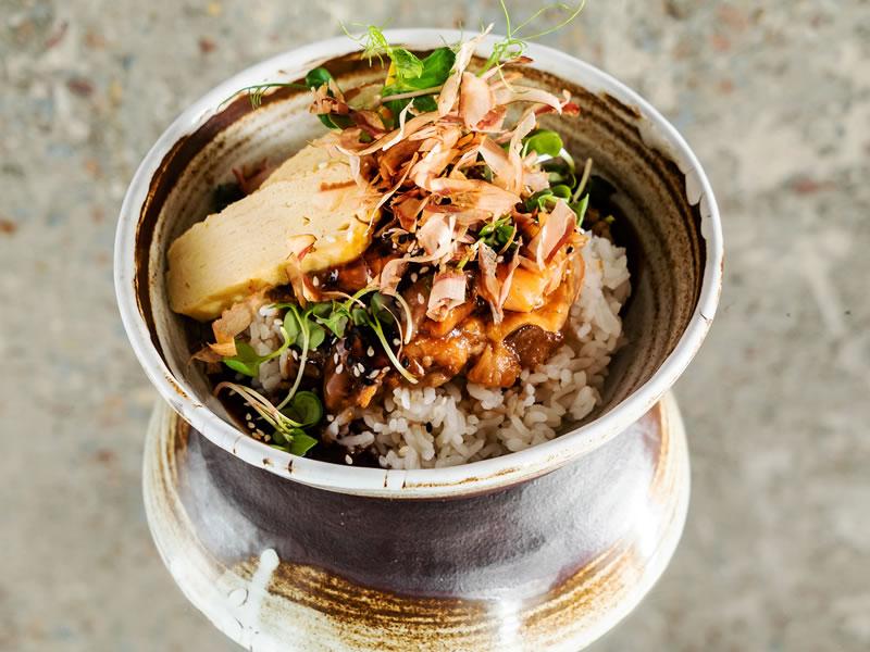 Marinated Tofu Veggie Pot