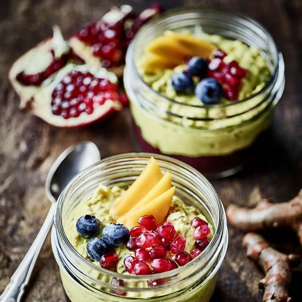 Nutritious + Delicious