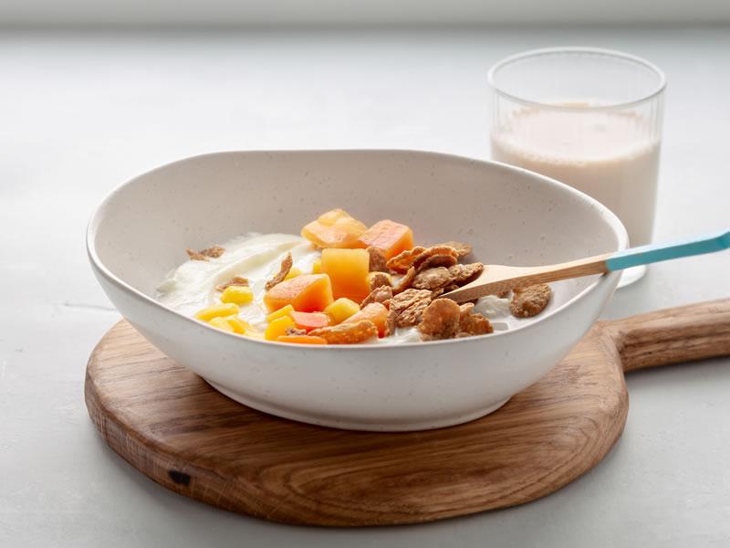Repair Porridge - Papaya + Blueberry