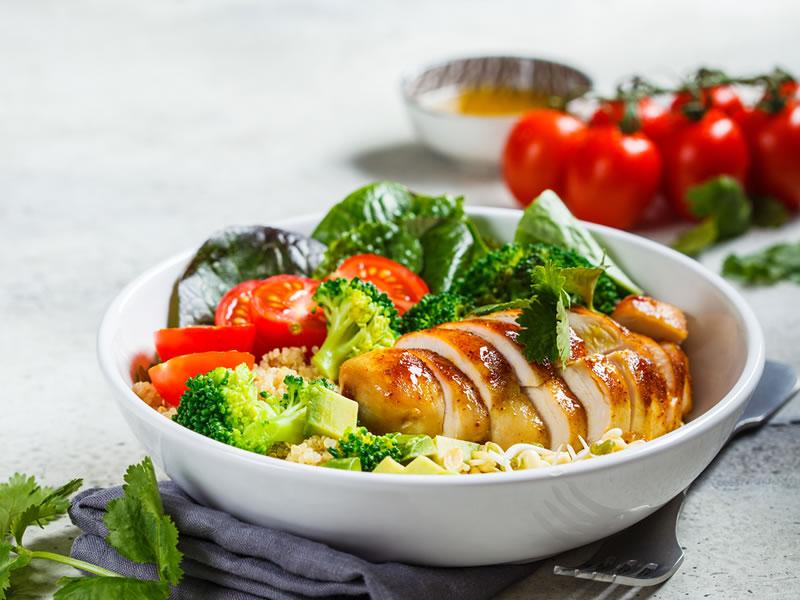 The Super Food Chicken Quinoa
