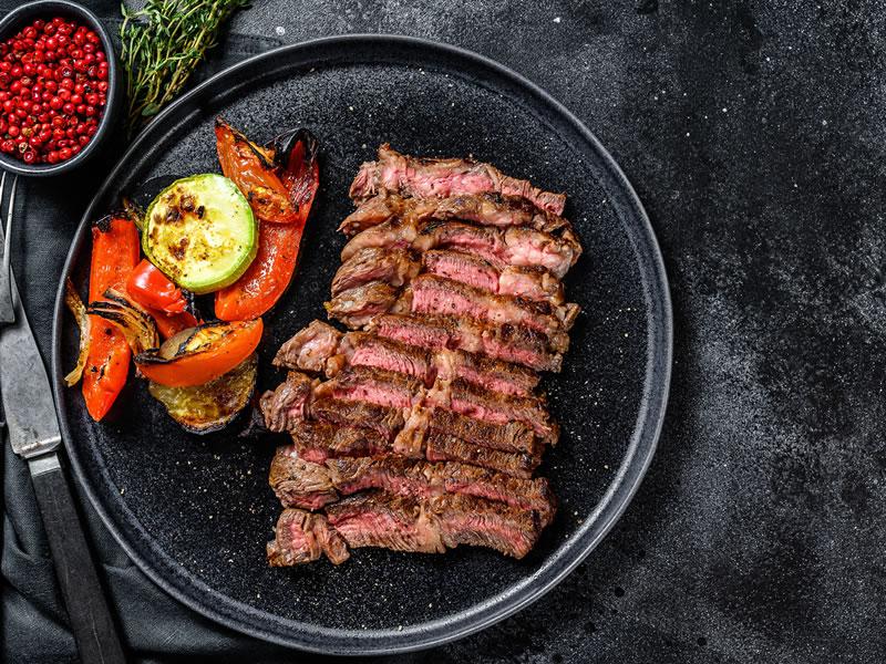 The Best Recovery: Flat Iron, Pepper Freekah